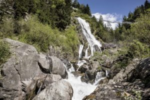 Bild - Stuibenfall © Rudi Wyhlidal / Ötztal Tourismus